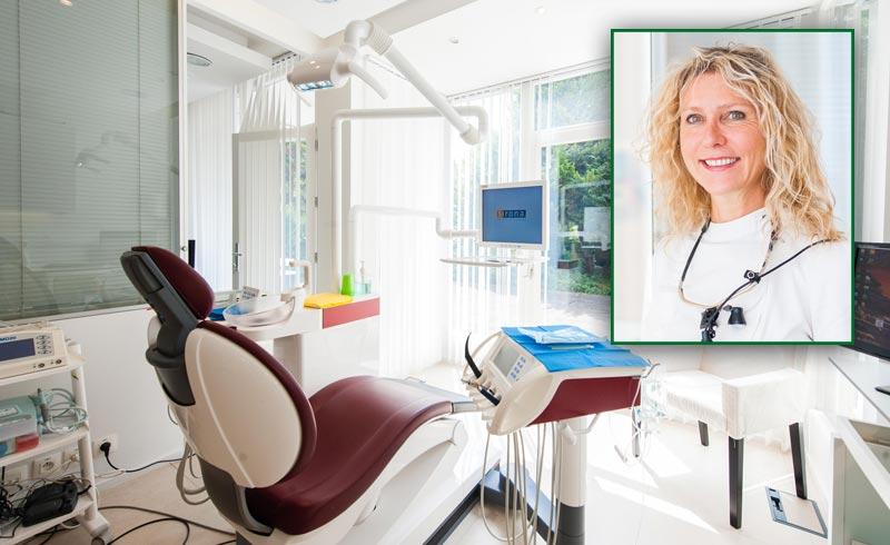 Le cabinet de soins dentaires